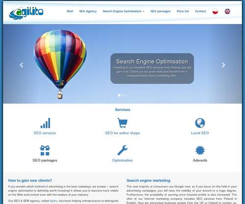 Professional SEM services : agilito co uk - Syk-Cleaning